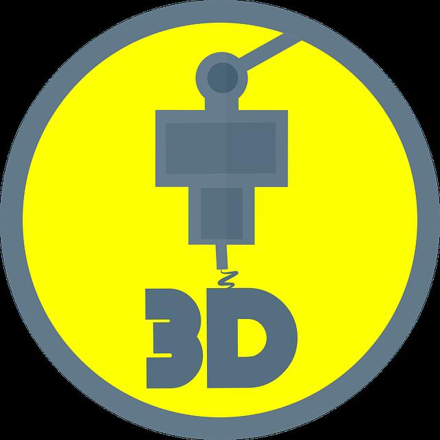 ikona tiskárna 3d