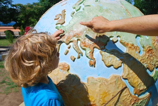 vyučování zeměpisu