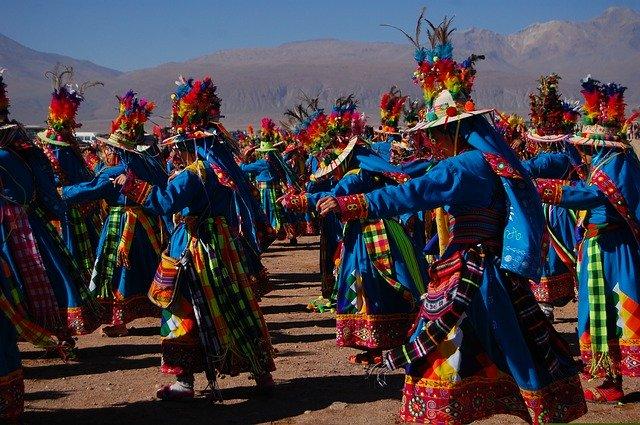 Festival, tanec