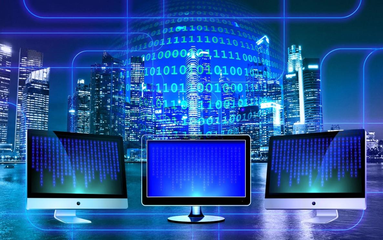 počítače a weby